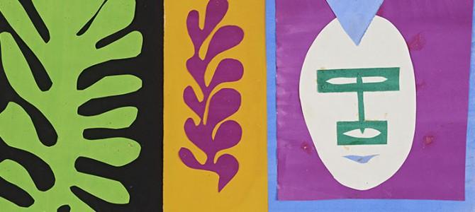Masker og Matisse på Ordrupgaard.
