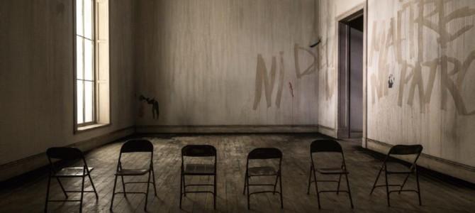 Mishimas sadisme på Betty Nansen Teatret