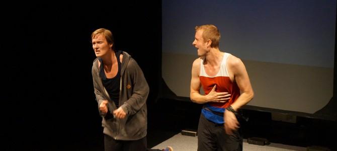 Marathon – i Krudttønden hos That Theatre.