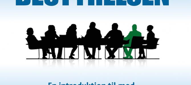 Ny i bestyrelsen – munter bog om at være bestyrelsesmedlem.