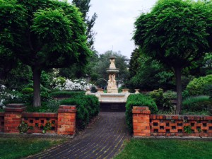 Launceston park indgang