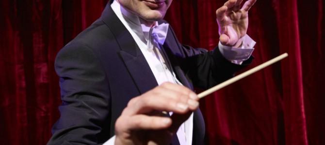 Dirigenten som den lille folkeforfører.