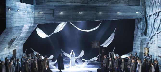 Lohengrin – smuk og enkel Wagner på Operaen.