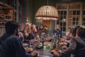 Kollektivet spiser middag