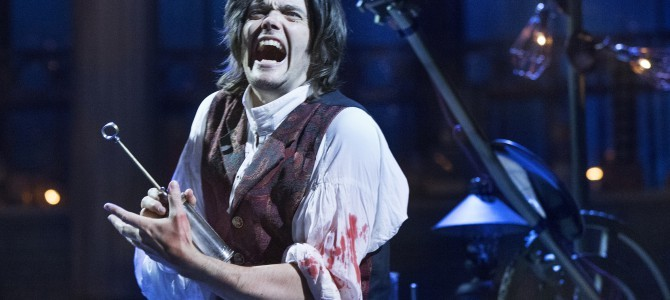 Jekyll and Hyde – nu som musical på Det Ny Teater.