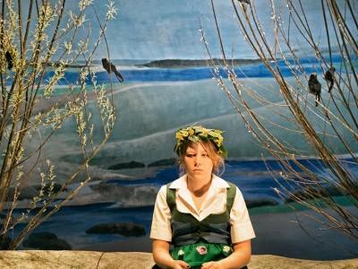 """""""Foråret"""" – en melankolsk og truende faktor. Teater Republique."""