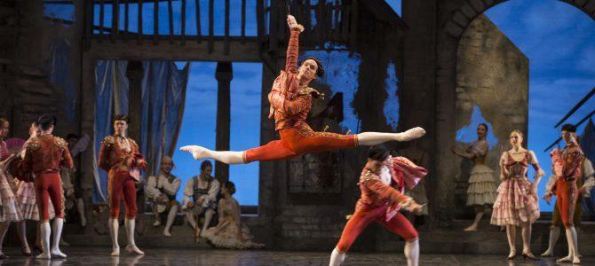 Stræk for skillingen i Don Quixote hos Den Kongelige Ballet.