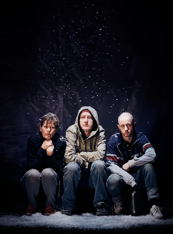 16.05.06. uledsaget mungo tre skuespillere