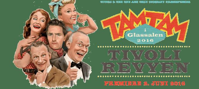 Tam Tam i hurtigt tempo – i Tivoli.