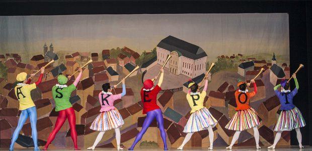 Askepot – ny ballet i Tivoli.