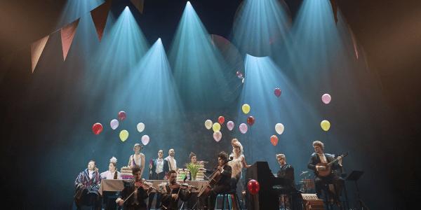 Teaterkoncerten Carl – på Fyn.