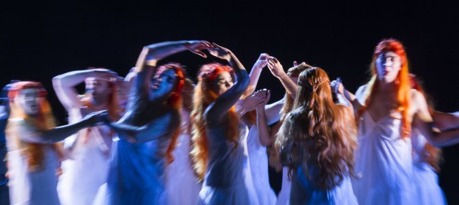 The Fairy Queen – engelsk masque dedikeret til Cochita Wurst.
