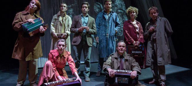 Dekalog. Polske historier på Betty Nansen Teatret.