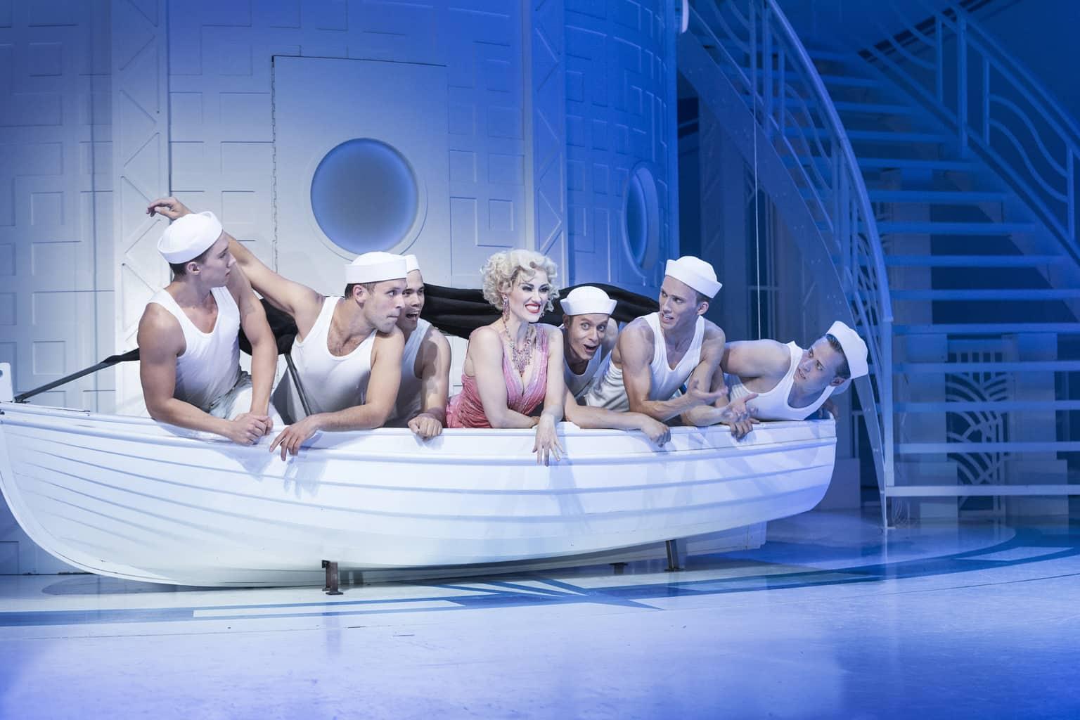 Anything Goes, Det Ny Teater 09/2016