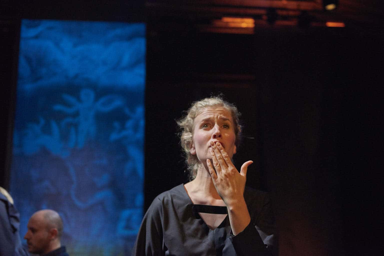 Gesualdo shadows. Bo Holtens opera. Gert Henning-Jensen. Pressebillede.