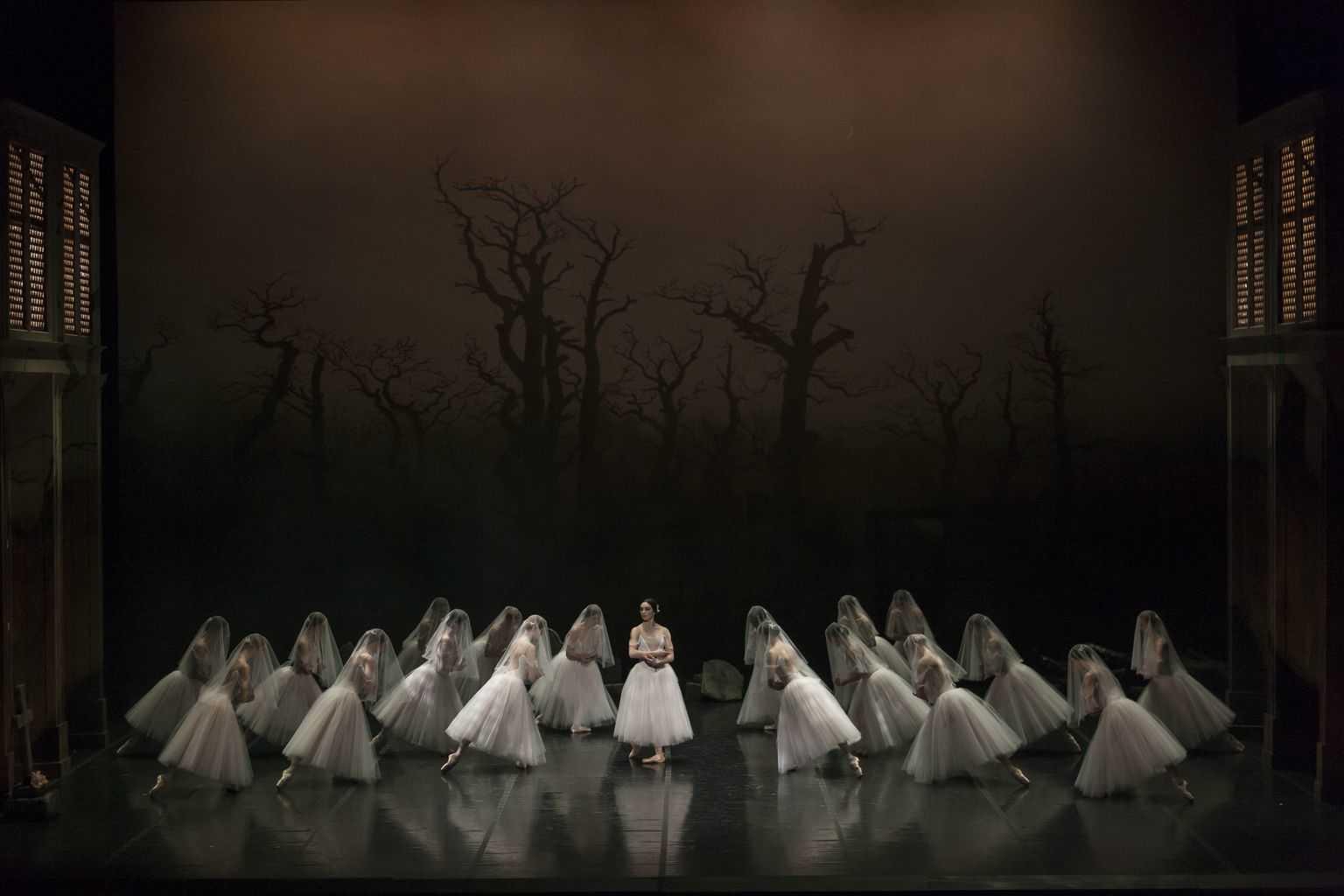 Giselle. Det Kongelige Teater. Foto: Costin Radu.