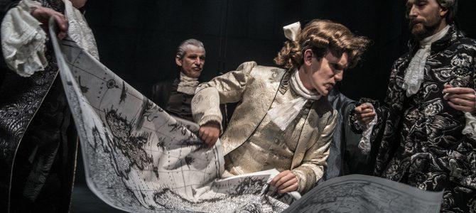 Livlægens besøg – på Betty Nansen Teatret.
