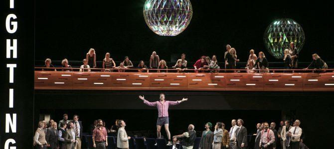 Mahagonny – på Operaen.