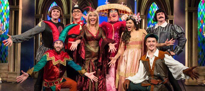 Crazy Christmas Cabaret – i Tivoli.