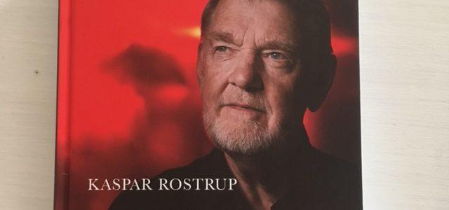 Stormfloden. Erindringsbog af Kaspar Rostrup.