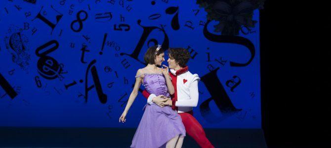 Alice i Eventyrland -Den Kongelige Ballet.