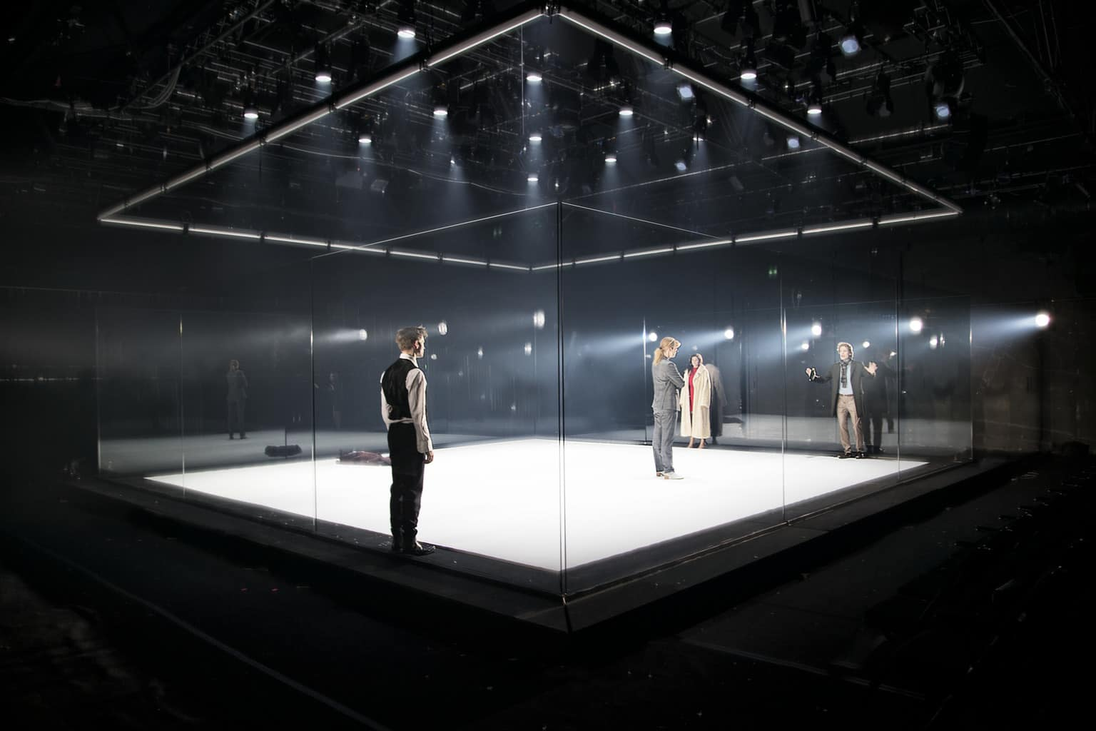Teater Republique. Et VIntereventyr. Scenografi af Maja Ravn. Fotos: Per Morten Abrahamsen.