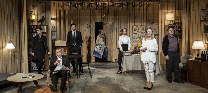 På Herrens Mark – Teater Grob afslutter Det 6. Kontinent.
