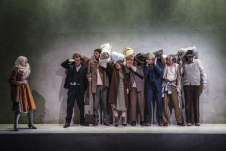 Vredens Druer – Betty Nansen Teatret.