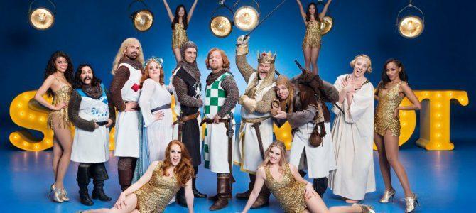 Spamelot – Monty Python Show i Tivoli.