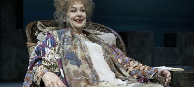 Ghita Nørby – 60 år på scenen – fejret på Folketeatret.