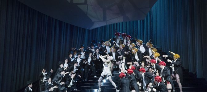 Hoffmanns Eventyr – internationalt regiteater på Operaen.