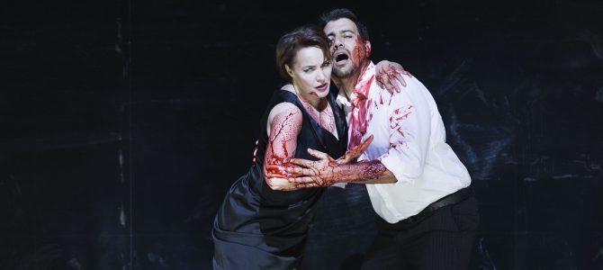 Macbeth- fin genopsætning på Operaen.
