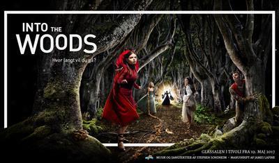 Into the Woods – musical i Tivolis Glassal.