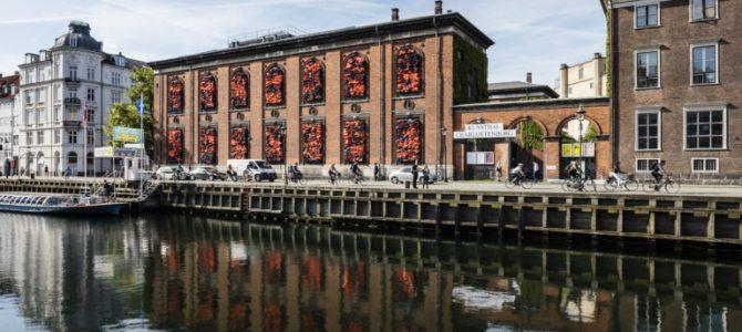 Ai Weiweis redningsveste i Nyhavn.