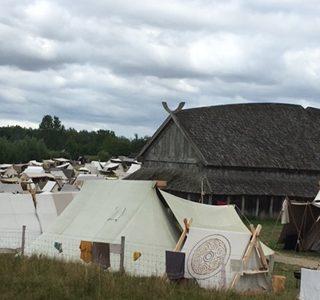 Vikingeborgen Trelleborg – en sommerudflugt.