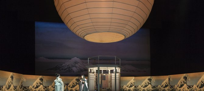 Madame butterfly – Operaen (repremiere).