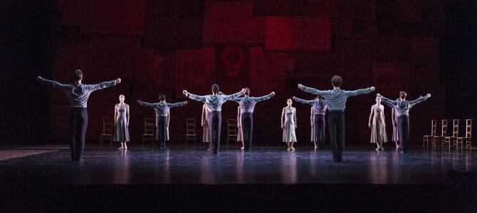 Silk and Knife 2. Kylian-balletter på Det Kongelige Teater.