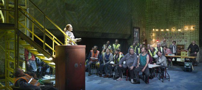 Pigen fra Vesten – Puccini-opera på Det Kongelige Teater.