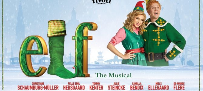 Elf, The Musical. Tivolis Koncertsal.