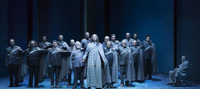 Tryllefløjten.  Mozart på Operaen, repremiere.