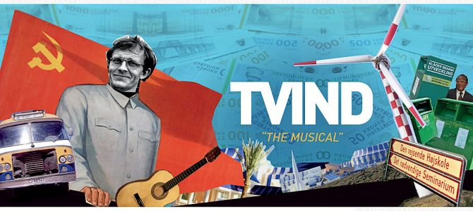 """Tvind – the musical"" på Teater V i Valby."