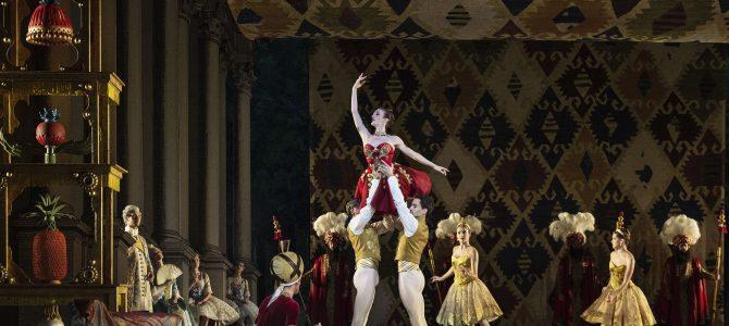 Raymonda  – romantisk ballet på Det Kongelige Teater.
