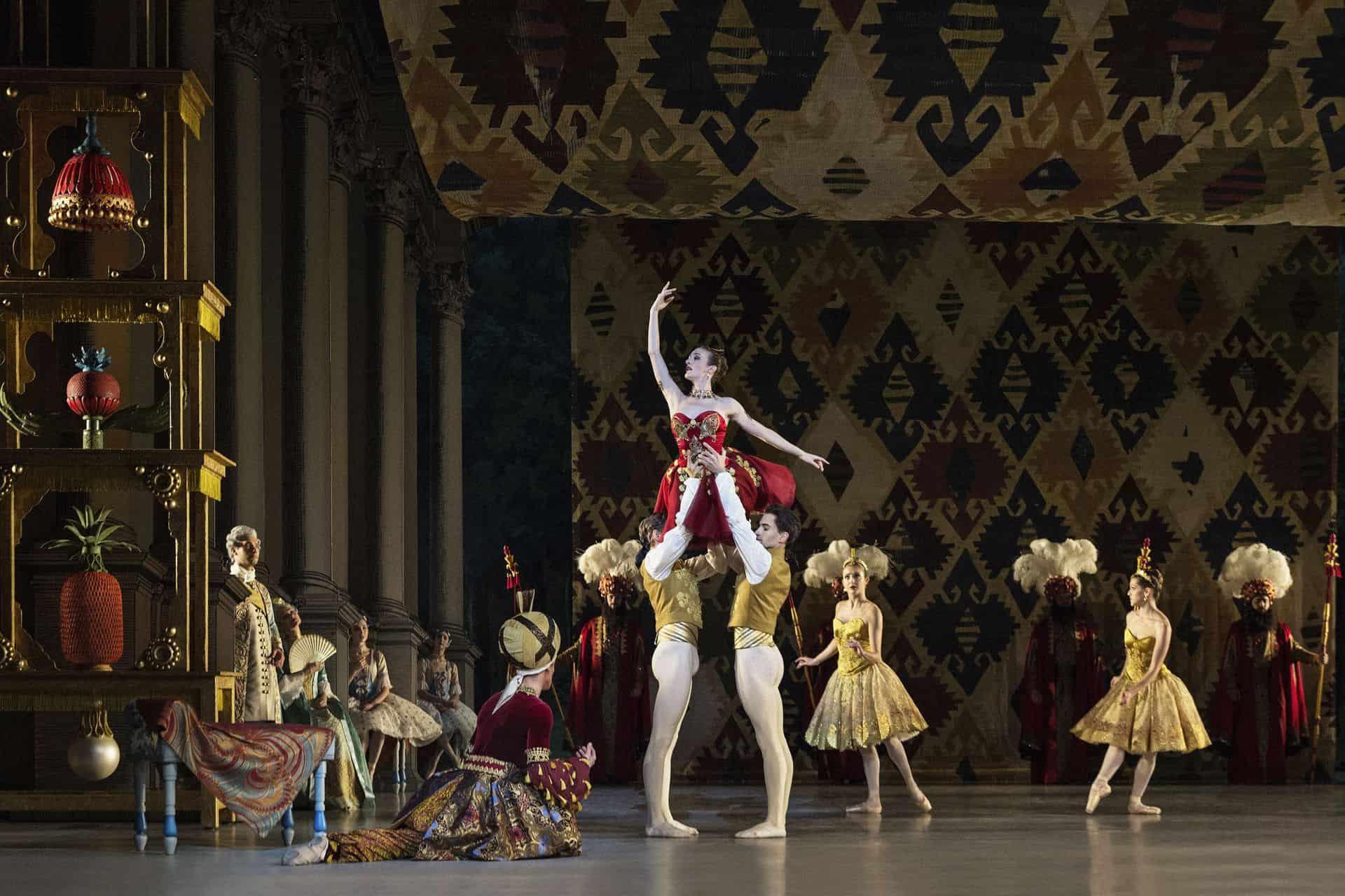 ballet kongelige teater