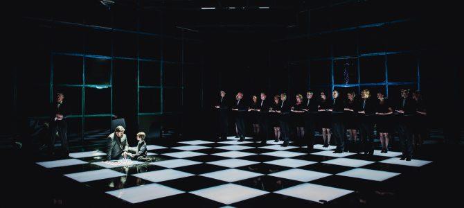 Chess –  musical i  Tivoli og på turné.