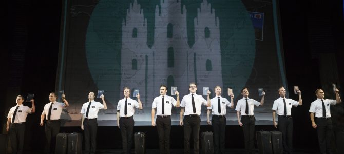 The book of Mormon – Det Ny Teater