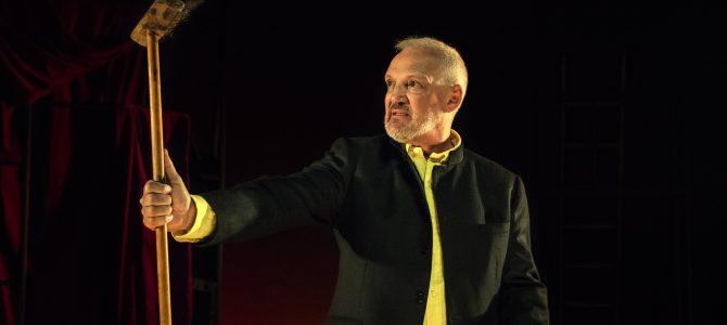 Suffløren. Folketeatret. Preben Kristensens 40 års skuespillerjubilæum.