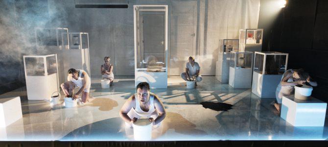 """""""Danmark mit fædreland"""" –  fællesprojekt for 7 teatre."""