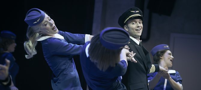 Catch me if you can – the musical – Odense Teater.