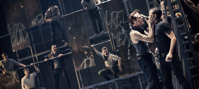 West Side Story  –  Aarhus Teater og siden Aalborg Teater.