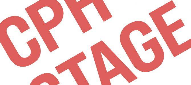 CPHSTAGE – teaterfestival i København til d. 9.6.